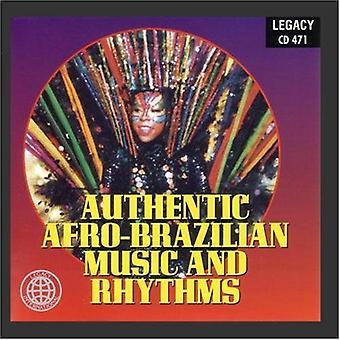 Afro-brésilienne Rhythm Band - musique afro-brésilienne authentique [CD] USA import