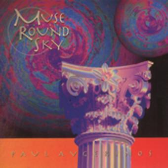 Paul Avgerinos - Muse of the Round Sky [CD] USA import
