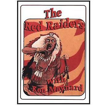 Ken Maynard - Red Raiders 1927 [DVD] USA import