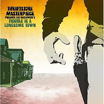 Thriftstore Masterpiece - Trouble Is a Lonesome Town [CD] USA import