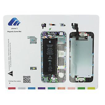 Magnetische Schraube Mat-für Iphone 6