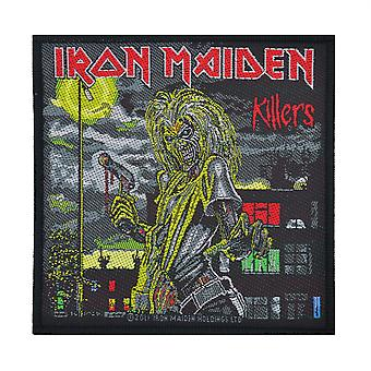 Iron Maiden Killers Woven Patch