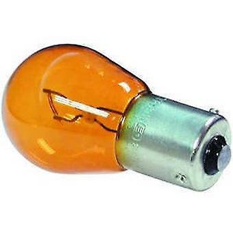 W4 12V 21W Amber Offset Bulb