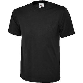 Uneek Mens/Ladies Uneek Olympic Cotton Workwear / Promotional T Shirt