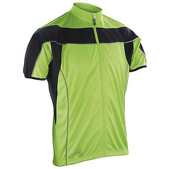 Spiro Mens Bikewear 1/4 Zip Top