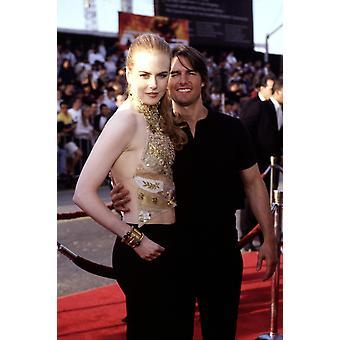 Nicole Kidman Tom Cruise Mission mahdotonta 2 500 La Ca-illassa Robert Bertoia julkkis