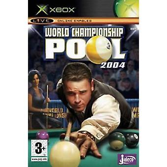 World Championship Pool 2004 - New