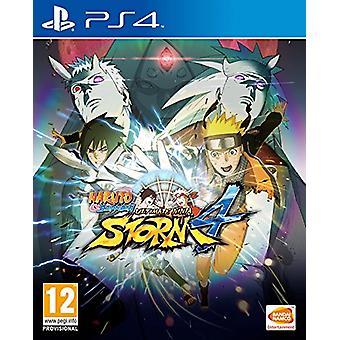 Naruto Shippuden Ultimate Ninja Storm 4 (PS4) - Ny