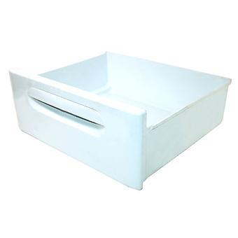 Cajón del congelador blanco caramelo medio/superior