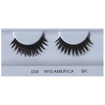 Wig America Premium False Eyelashes wig524, 5 Pairs