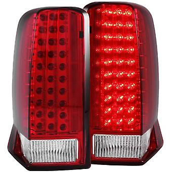 Anzo VS 311120 Cadillac Escalade Rood/ontruim (met O GLB) LED Tail lampconstructie - (verkocht in paren)