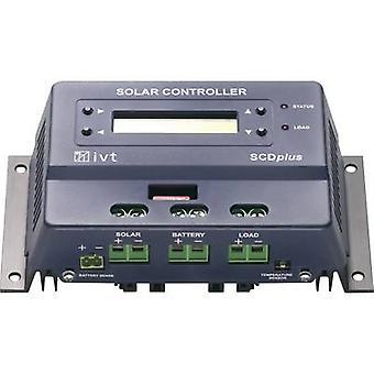IVT SCDplus 40A lade kontrolleren PWM 12 V, 24 V 40 A