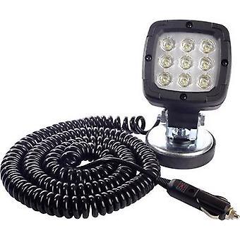 Fristom Working light 12 V, 24 V, 36 V, 48 V FT-036 LED MAG M30 95037 Wide angle close range illumination (W x H x D) 100 x 100 x 75 mm 1300 lm 6000 K
