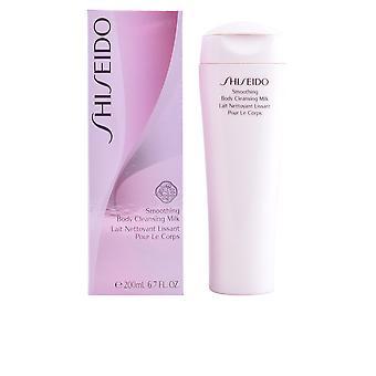 Shiseido Global corps soin lissant corps Lait démaquillant 200 Ml pour femme