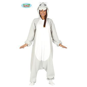 Costume pyjama Hippo Hippokostüm costume animal