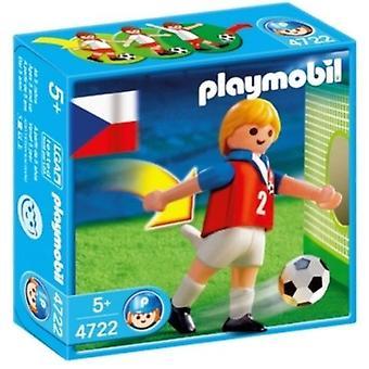 Playmobil 4722 Voetbalspeler Tsjechi