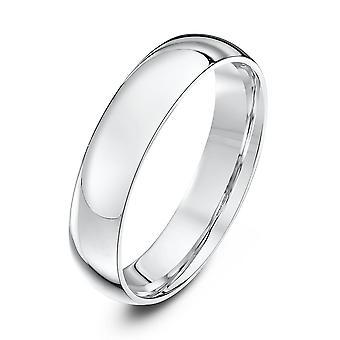 Anillos de boda estrella 18 quilates oro blanco luz corte forma 4mm anillo de bodas