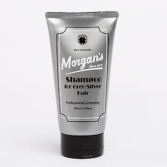Morgans Shampoo für grau/silber Haar 150ml