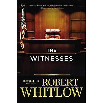 Los testigos por Robert Whitlow - libro 9781401688905