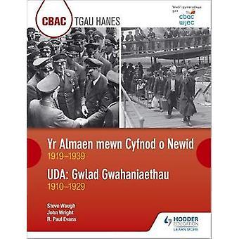 CBAC TGAU HANES Yr Almaen mewn Cyfnod o Newid 1919-1939 ac UDA - Gwlad