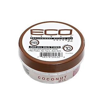 Eco Styler Coconut Oil Gel 3oz