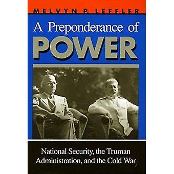 Voittopuolisesti Power - kansallinen turvallisuus - Truman Administrati