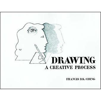 Drawing - A Creative Process by Francis D. K. Ching - 9780471289685 Bo