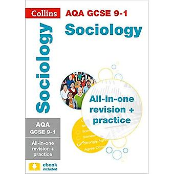 Collins GCSE Revision and Practice: New Curriculum � AQA GCSE Sociology All-in-One Revision and Practice (Collins GCSE 9-1 Revision)
