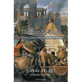 O primeiro europeu: Uma história de Alexandre na época do Império