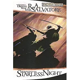 Starless Night: The Legend of Drizzt, Book VIII (Legend of Drizzt) (Forgotten Realms Novel: Legend of Drizzt)
