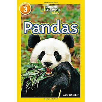 Panda: Taso 3 (National Geographic lukijat) (National Geographic lukijat)