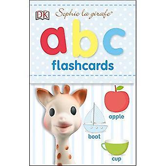 Sophie La Giraffen-: ABC Karteikarten