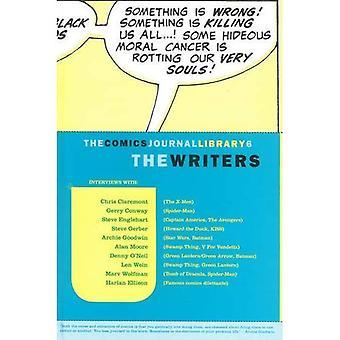 De Comics Journal bibliotheek: De schrijvers