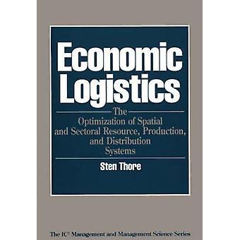 Ekonomiska logistik optimering av rumsliga och sektoriella resurs produktions- och distributionssystem av Thore & Sten