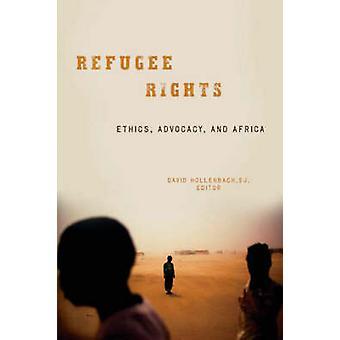 Droits de réfugiés éthique pour la défense et l'Afrique par Hollenbach & David