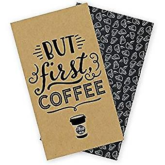 Echo Park Paper Coffee & Friends Travelers Notebook Insert Daily Calendar (TNO1003)