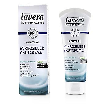 Lavera Neutral Sos Cream W/ Micro Silver Cream - 75ml/2.5oz