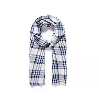 Intrigue Womens/Ladies Check Printed Scarf