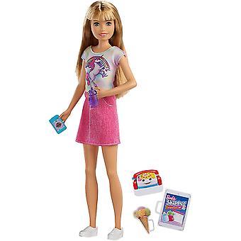 Barbie FXG91 skipper Babysitters INC poupée et accessoires,