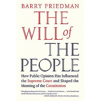 The Will of the People - How Public Opinion Has Influenced the Supreme