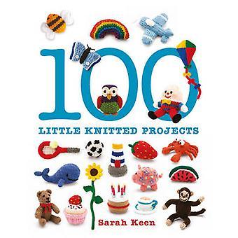100 pequeños proyectos de punto por Sarah Keen-9781861087997 Book