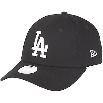 New Era 9Forty Damen Cap - Los Angeles Dodgers schwarz