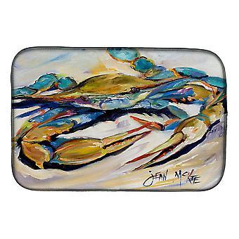Carolines Treasures  JMK1092DDM Blue Crab Dish Drying Mat