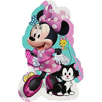 Minnie Mouse Serviette de plage en forme