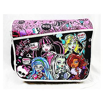 Messenger Bag - Monster High - Scary School Bag Dievčatá Anime - mh20761