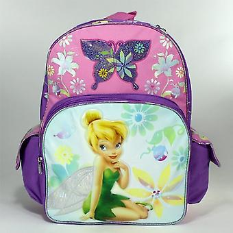 Rygsæk-Disney-Tinkerbell-Magic Butterfly (stor skoletaske) ny 603120
