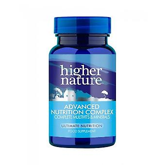 Higher Nature Advanced Nutrition Complex Tablets 30