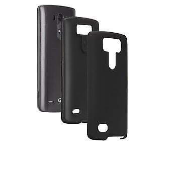 Case-Mate Dual Layer Shock Absorbing Tough Case for LG G3 - Black/Black