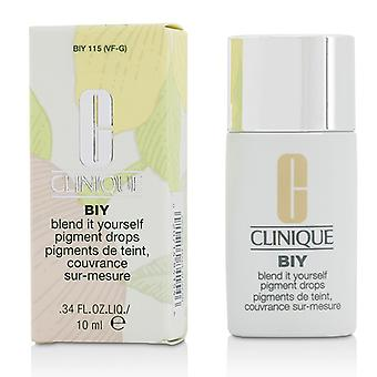 Clinique BIY Blend It Yourself Pigment Drops - #BIY 115 10ml/0.34oz