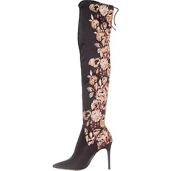 Jessica Simpson Womens Lessy Pointed Toe Over Knee Fashion Boots